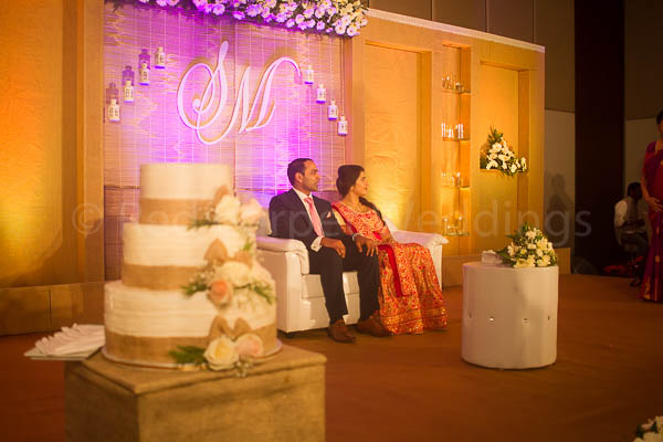 Christian wedding by Red Carpet Events