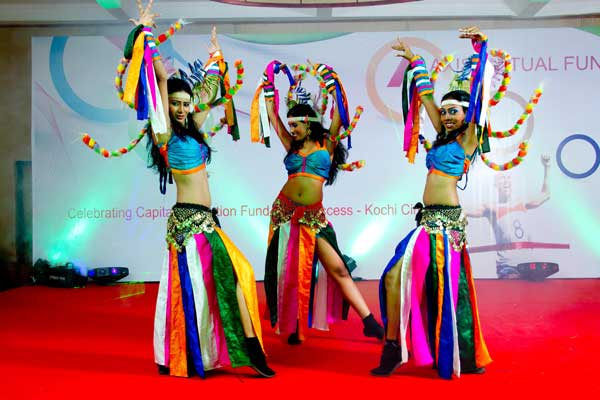 Group item dance -Artist Management by Red Carpet Events at Hotel Le Meridien Kochi Kerala India Corporate Events Gallery