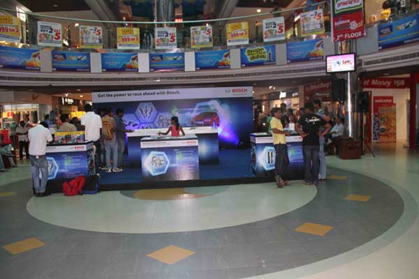 Mall Promotion -BTL Activations by Red Carpet Events at Lulu Mall Kochi Kerala India Corporate Events Gallery