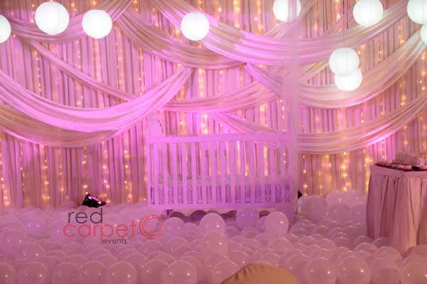 pink theme decor -Birthdays and Baptism planning by Red Carpet Events at hotel radisson blu kochi kerala India Wedding Planning Gallery