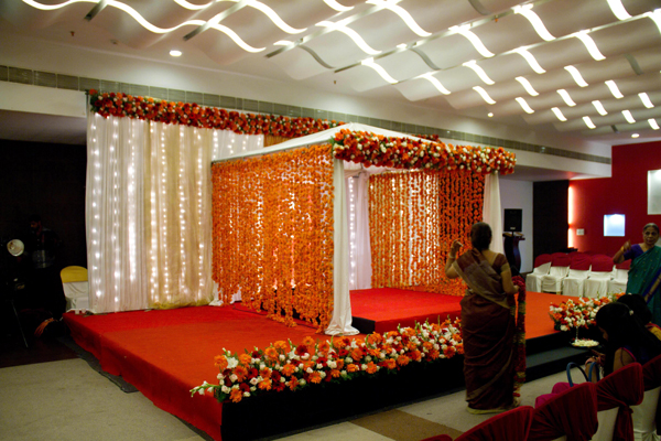 Brahmin ayyar wedding stage decor planner kochi kerala.jpg