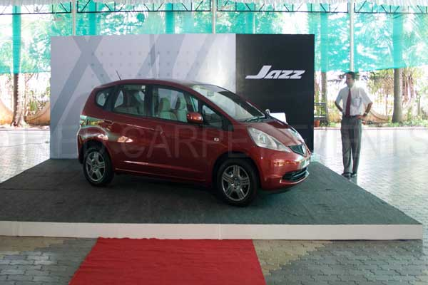 car Launch Honda Jazz -Launch & Inaugurations by Red Carpet Events at Taj Gateway Kochi Kerala India Corporate Events Gallery