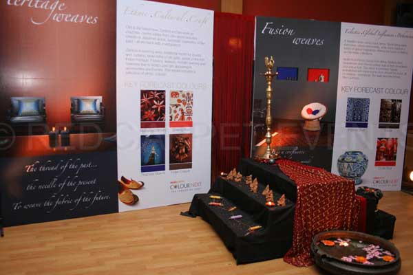 Product display area -Event Production by Red Carpet Events at Taj Gateway Kochi kerala India Corporate Events Gallery