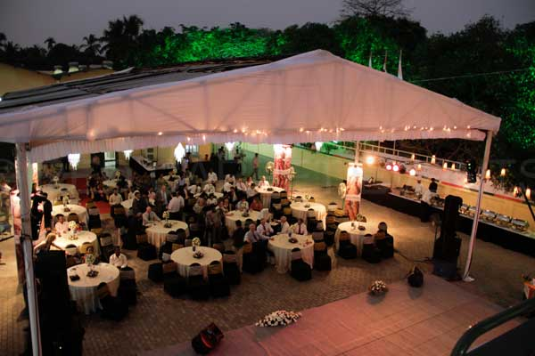 High Hanger panthal -Event Production by Red Carpet Events at Taj Malabar Kochi Kerala India Corporate Events Gallery