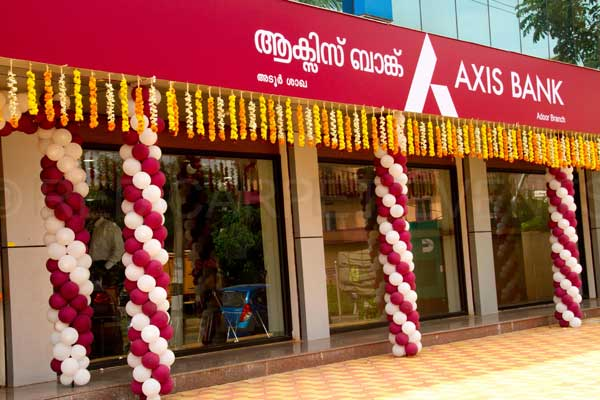 inauguration decor axis bank -Launch & Inaugurations by Red Carpet Events at Adoor pathanamthitta kerala India Corporate Events Gallery