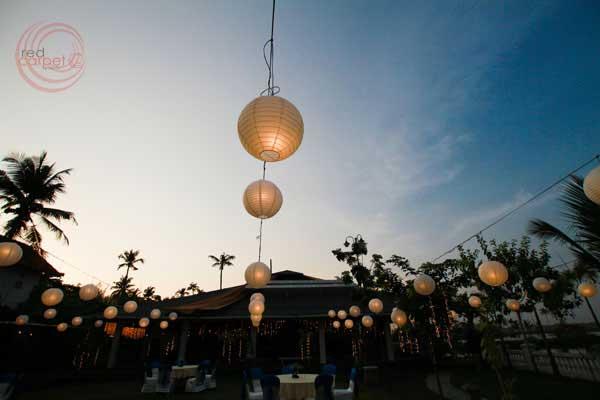 chinese lantern paper balls hanging lighting decor
