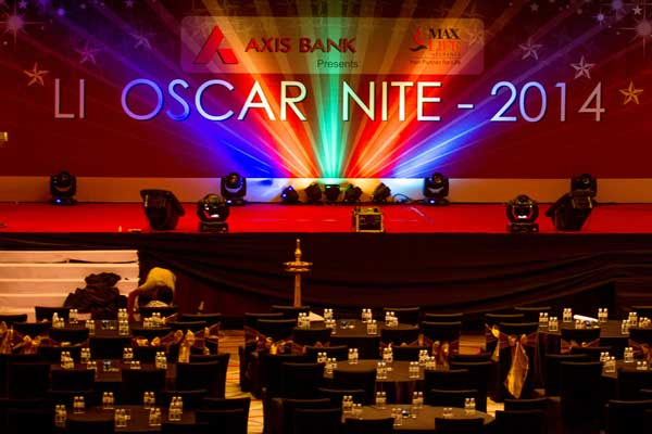 oscar theme night -MICE by Red Carpet Events at hotel Le meridian kochi kerala India Corporate Events Gallery