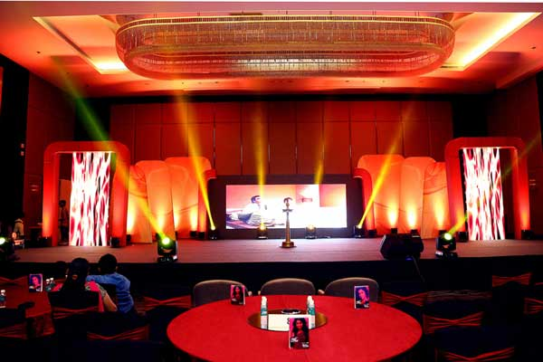 reseller award night -MICE by Red Carpet Events at hotel crowne plaza Kochi kerala India Corporate Events Gallery