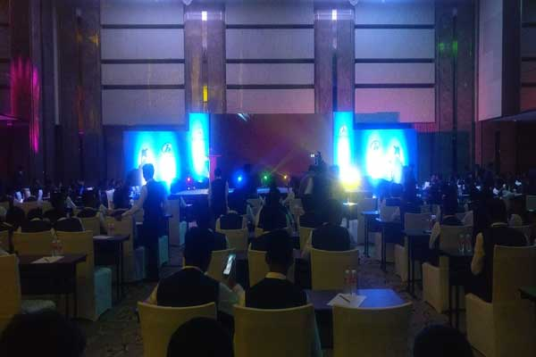 Employee training session -MICE by Red Carpet Events at Grand Hyatt Hyderabad India Corporate Events Gallery