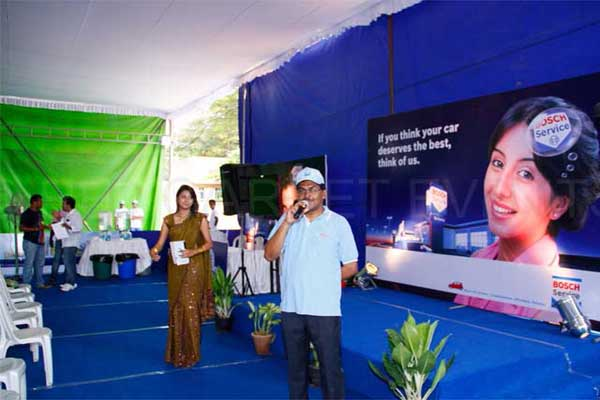 consumer exhibition -MICE by Red Carpet Events at helipad grounds kochi kerala India Corporate Events Gallery