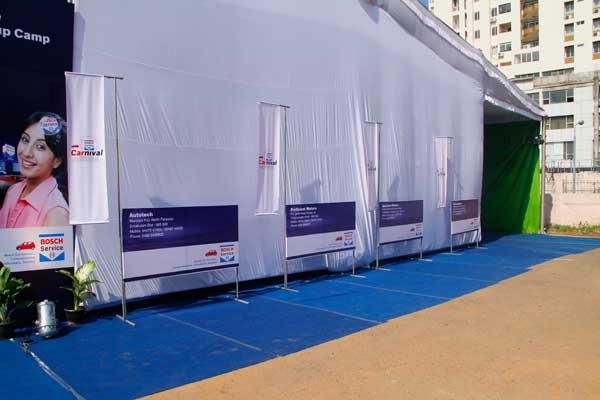 product exhibition -MICE by Red Carpet Events at Marine drive Kochi kerala India Corporate Events Gallery