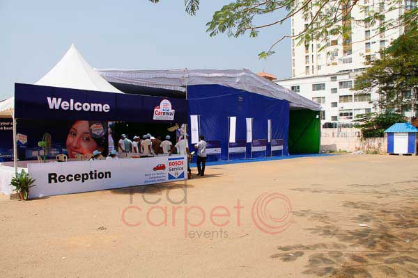 consumer exhibition -MICE by Red Carpet Events at JN stadium Kochi kerala India Corporate Events Gallery