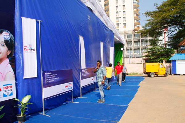 Consumer exhibition -MICE by Red Carpet Events at Beach ground kozhikode kerala India Corporate Events Gallery