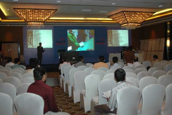 live operation Medical conference -MICE by Red Carpet Events at Taj Gate way Kochi Kerala India Corporate Events Gallery