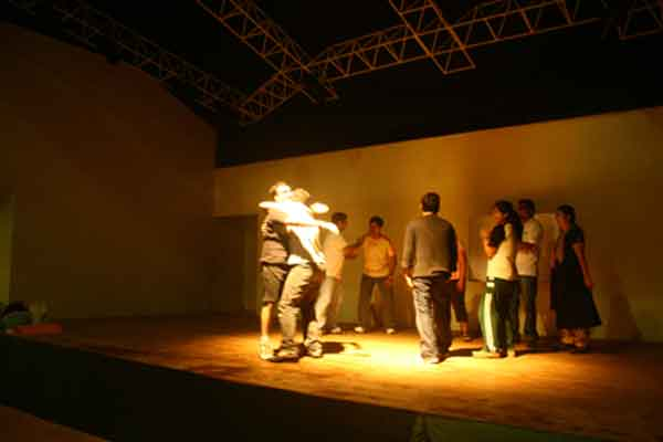 Drama Skit script writing -Team Building by Red Carpet Events at Ramada resort Kochi Kerala India Corporate Events Gallery