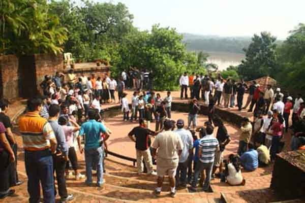Skill game -Team Building by Red Carpet Events at Taj Bakel Kannur kerala India Corporate Events Gallery