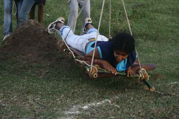 zip-line -Team Building by Red Carpet Events at sterling resorts Munnar kerala India Corporate Events Gallery