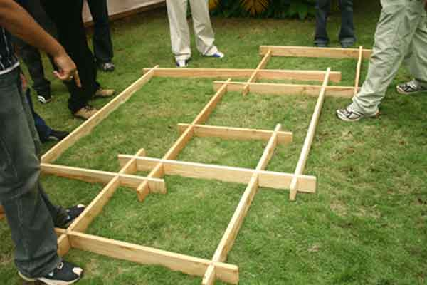 maze escape -Team Building by Red Carpet Events at hyatt bolgatty Kochi Kerala India Corporate Events Gallery