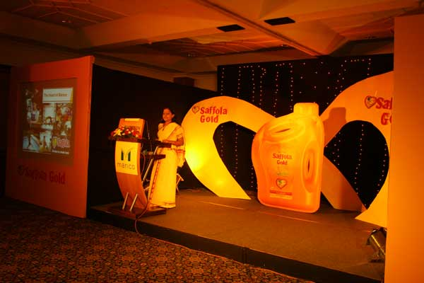 saffola gold sun flower oil -Launch & Inaugurations by Red Carpet Events at Le meridian Kochi kerala India Corporate Events Gallery