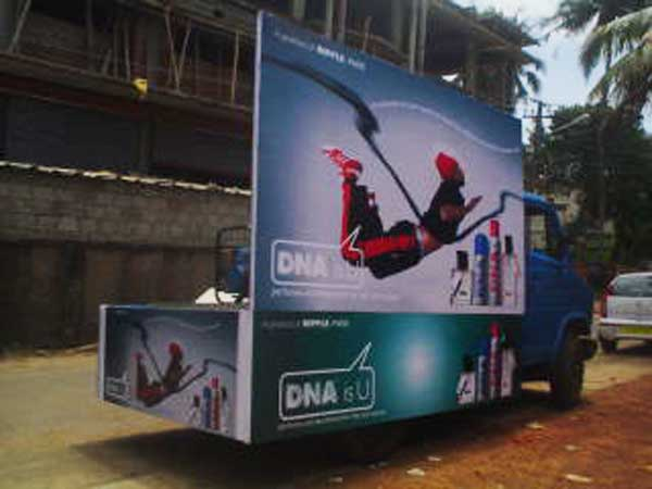 tata 407 roadshow