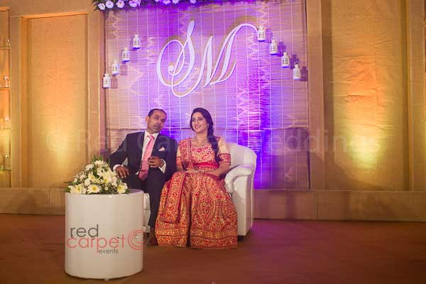 designer wear for betrothal -Christian wedding planning by Red Carpet Events at hotel crowne plaza kochi kerala India Wedding Planning Gallery