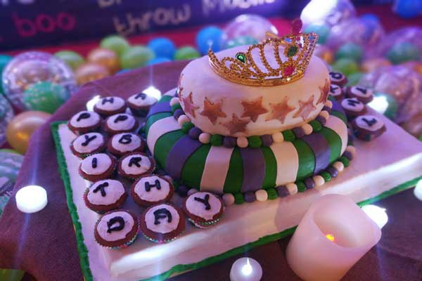 arabian theme cake -Birthdays and Baptism planning by Red Carpet Events at pearl view regency thalassery kannur India Wedding Planning Gallery