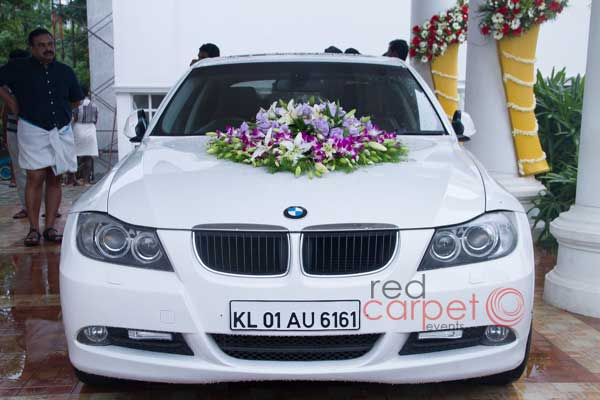 luxury car for rent BMW