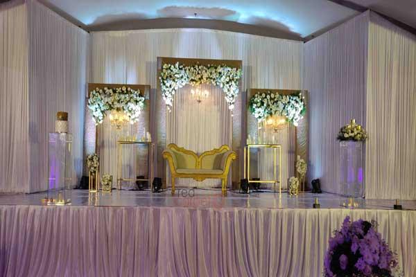 betrothal decor