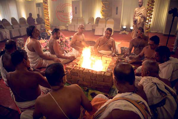 brahmin ceremony yagam pleasing the fire god agni -shashtipoorthi by Red Carpet Events at palakkad coimbatore kerala India Wedding Planning Gallery