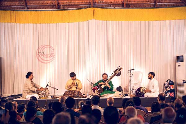 evening entertainment western fusion -shashtipoorthi by Red Carpet Events at T A S Mani Hall palakkad kerala India Wedding Planning Gallery