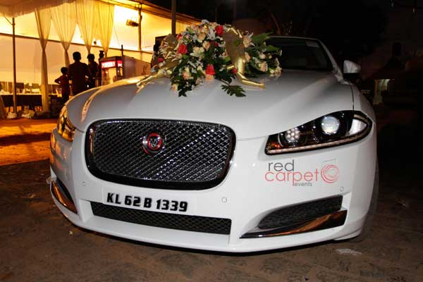 jaguar luxury car for rent -Christian wedding planning by Red Carpet Events at thiruvalla pala kottayam kerala India Wedding Planning Gallery