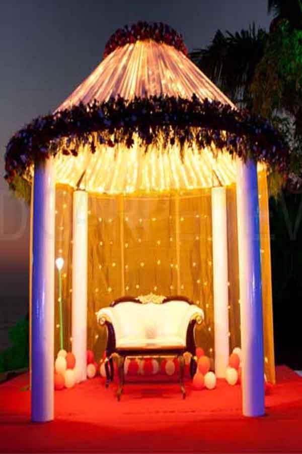 wedding reception decor management company agency kochi kozhikode trivandrum kerala india