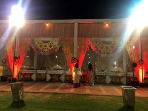 Green Palms Wedding Resorts facilities:
