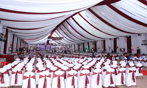 CIAL Convention Centre facilities: