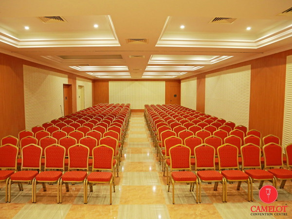 Camelot Convention Centre facilities: Banquet Hall