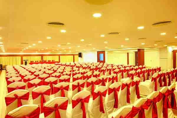 Cochin Palace facilities: