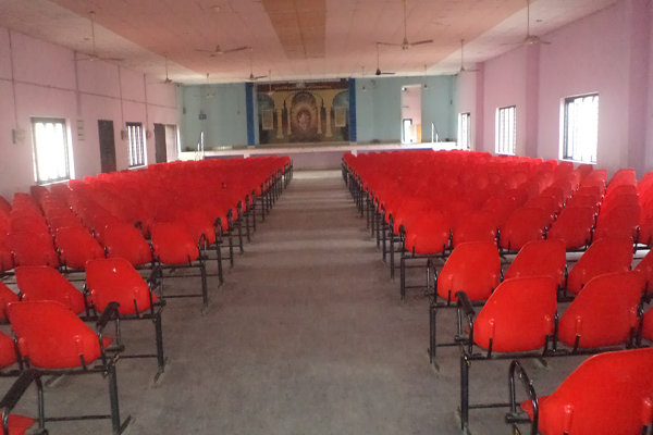 Sree Kailasam Hall facilities: