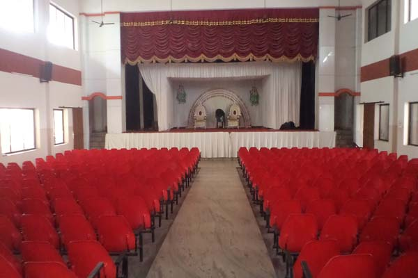 Surabhi auditorium facilities:
