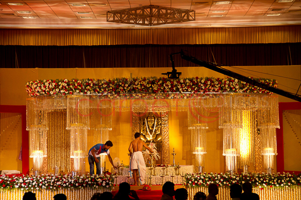 Camelot Convention Centre facilities: Hindu wedding decor