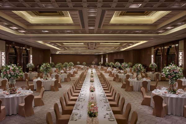 ITC Grand Chola facilities: