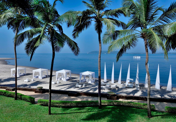 The Goa Marriott Resort photo