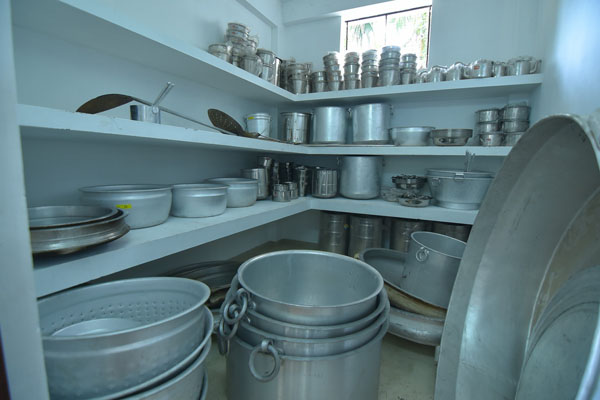 Preethi Convention Centre facilities: Utensils for Cooking / catering
