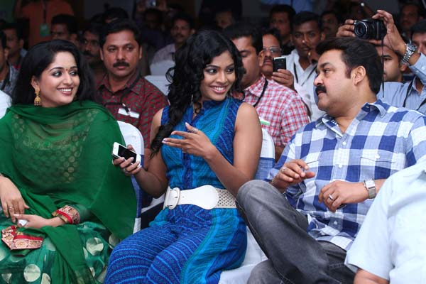 Hotel Radisson Blu facilities: kavya madhavan, rima kallingal and mohanlal at