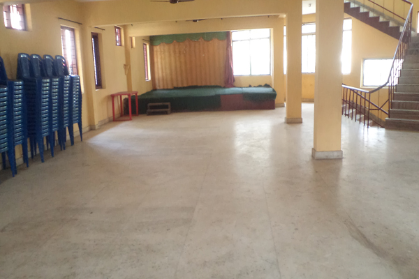 Matha Community Hall facilities: