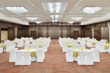 Jaipur Marriott Hotel facilities: Ruby Ball room