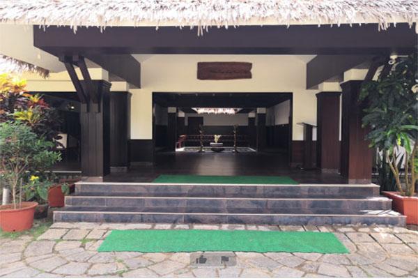 Malabar Ocean Front Resort and Spa facilities: Entrance