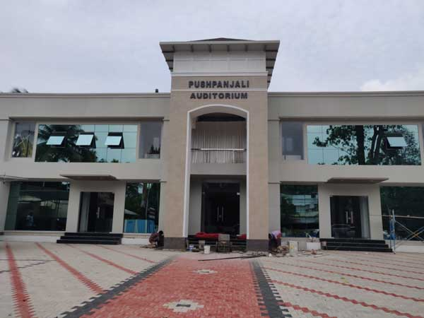 Pushpanjali Auditorium facilities: