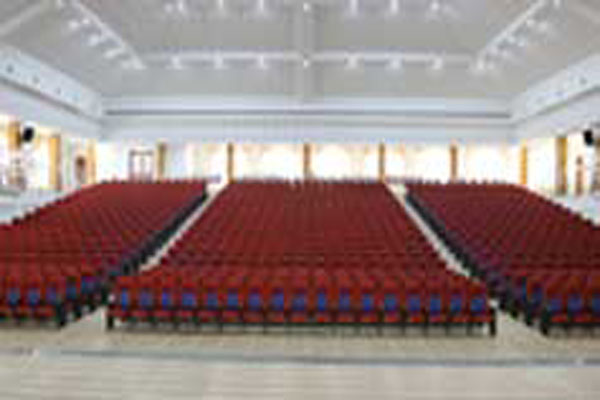 Preethi Convention Centre facilities: Seating
