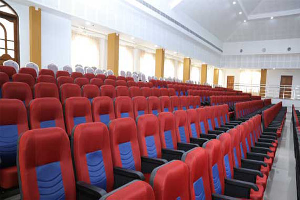 Preethi Convention Centre facilities: Cushioned slider seats