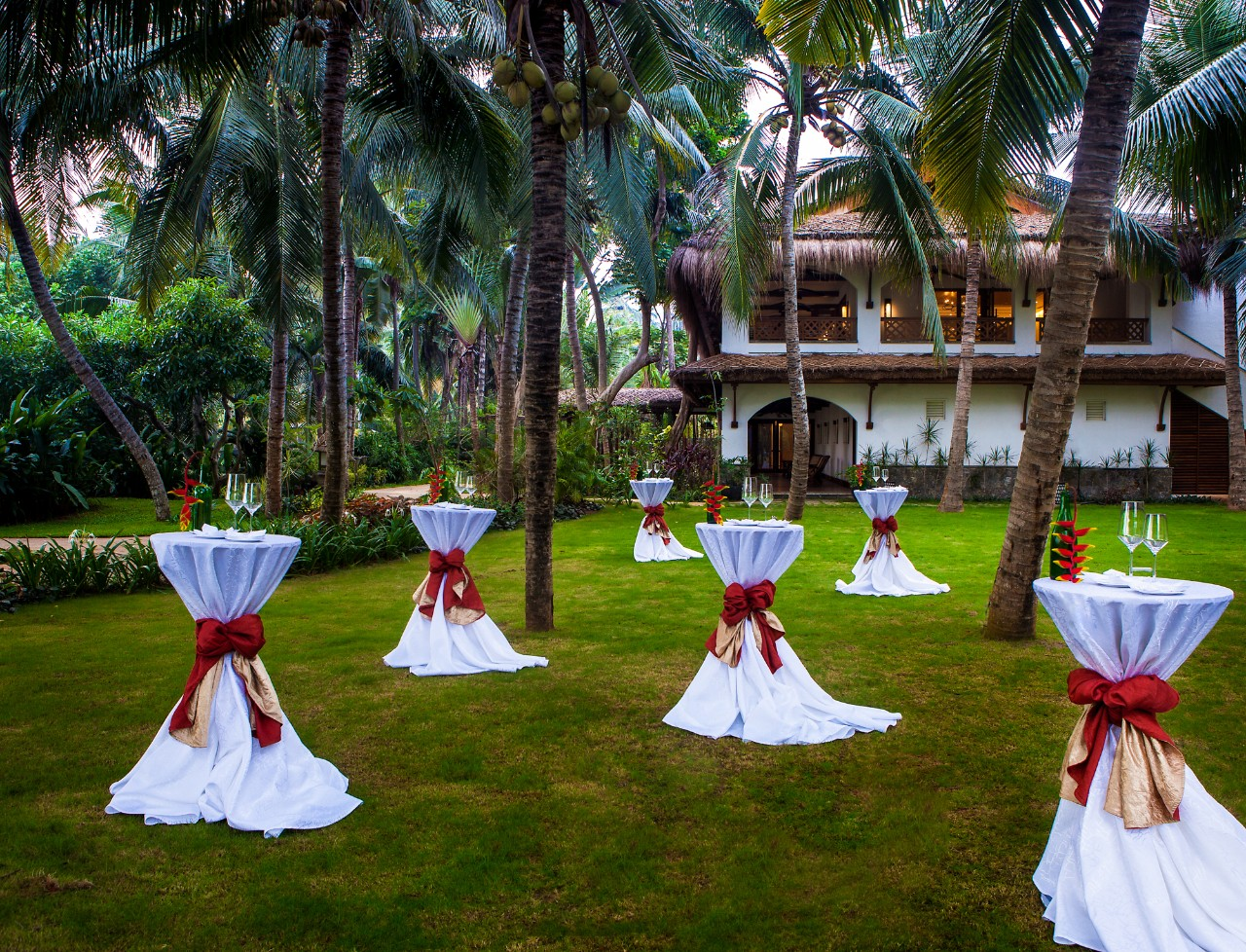 Taj Green Cove Resort facilities: